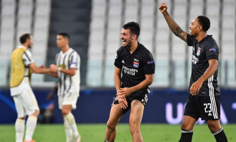 dominer, perdre, mais se qualifier, Lyon est éliminé par la Juventus pour se qualifier pour les quarts de finale