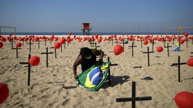 Photo of Le coronavirus a tué plus de 100000 personnes au Brésil
