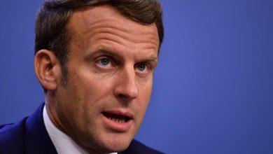 """Photo of En direct – Attentats à la bombe à Beyrouth: Macron met en garde contre """"toute ingérence extérieure"""" au Liban"""