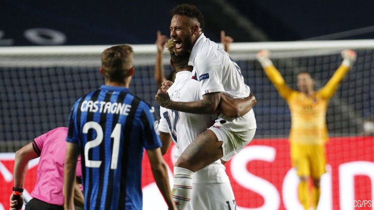 Match: PSG / Atalanta (2: 1), performances individuelles