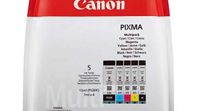 Photo of 30 Meilleur test Cartouche Encre Canon Mg5750 en 2021: après avoir recherché des options