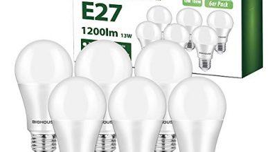 Photo of 30 Meilleur test Ampoules Led E27 en 2021: après avoir recherché des options