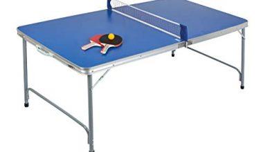 Photo of 30 Meilleur test Table De Ping Pong en 2021: après avoir recherché des options