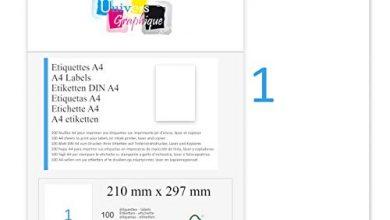 Photo of 30 Meilleur test Papier Autocollant Imprimante en 2021: après avoir recherché des options