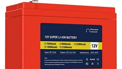 Photo of 30 Meilleur test Batterie Lithium 12V en 2021: après avoir recherché des options