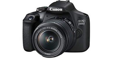 Photo of 30 Meilleur test Canon Eos 2000D en 2021: après avoir recherché des options