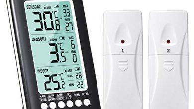 Photo of 30 Meilleur test Thermometre Interieur Exterieur en 2021: après avoir recherché des options