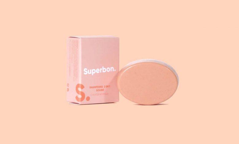 Shampoing solide Superbon
