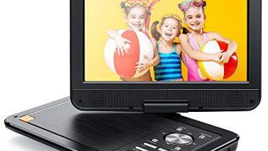Photo of 30 Meilleur test Lecteur Dvd Portable Voiture en 2021: après avoir recherché des options