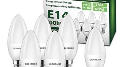 Photo of 30 Meilleur test Ampoule Led E14 en 2021: après avoir recherché des options