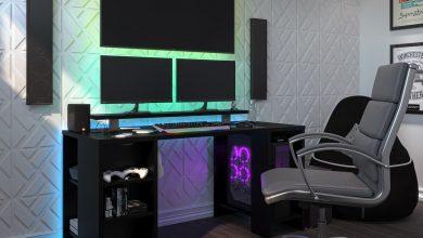Photo of Créez un coin gamer génial avec le bon bureau de jeu