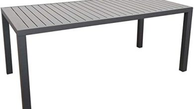 Photo of 30 Meilleur test Table Aluminium Exterieur en 2021: après avoir recherché des options