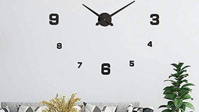 Photo of 30 Meilleur test Horloge Murale Geante en 2021: après avoir recherché des options