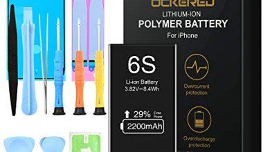 Photo of 30 Meilleur test Batterie Iphone 6S en 2021: après avoir recherché des options