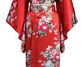Photo of 30 Meilleur test Kimono Japonais Femme en 2021: après avoir recherché des options