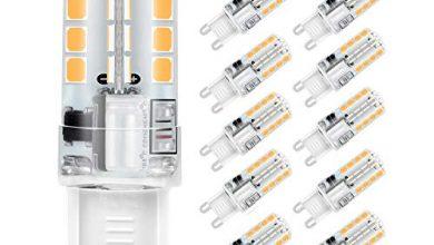 Photo of 30 Meilleur test Ampoule Led G9 Blanc Chaud en 2021: après avoir recherché des options