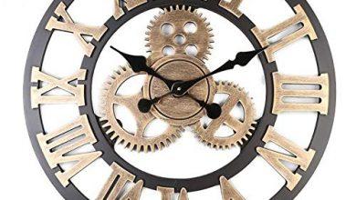 Photo of 30 Meilleur test Horloge Murale Design Moderne en 2021: après avoir recherché des options