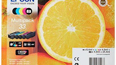 Photo of 30 Meilleur test Cartouche Encre Epson Xp 540 en 2021: après avoir recherché des options
