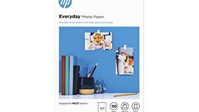 Photo of 30 Meilleur test Papier Photo Hp en 2021: après avoir recherché des options